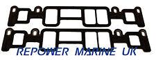 Joint collecteur admission Kit,4.3L V6 Vortec,Mercruiser,Volvo Penta,27-824326