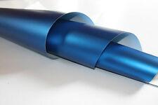 Seitronic® 100 x 152cm Super matt blue, Car Wrapping Folie - 18,36Euro/qm, blau