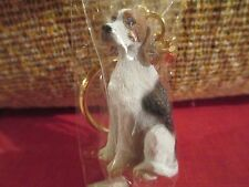 American Foxhound ~ Key Chain ~ Great Gift Item