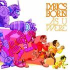 Lyrics Born - As U Were (2010) CD NEW/SEALED Digipak SPEEDYPOST