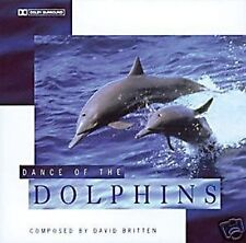 DANCE OF THE DOLPHINS - NEW AGE C.D