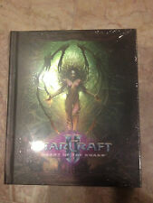 NEW Starcraft II 2 Heart of the Swarm Artbook Art Book Collector's Edition PC