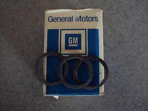 GM Buick Chevy Chevrolet Oldsmobile Pontiac Door & Trunk Lock NOS Gaskets