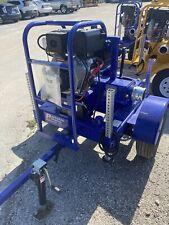 4 Inch Double Diaphragm Pump Dewatering Water Yanmar Diesel