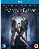 The Vampire Diaries - Season 4 (Blu-ray + UV Copy) [2013] [DVD]