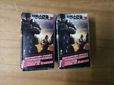GEARS of War 3-HeroClix - 2x Booster Packs-versiegelt