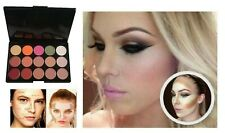 PRO 15 Colours Concealer Palette Contour Set Face Makeup Foundatoin Cream CL3