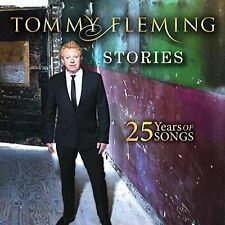 Tommy Fleming - Stories 25 Years of Songs (2016 Irish Music 2CD Free UK P&P)