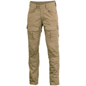Pentagon Lycos Combat Trousers Mens Military Combat Uniform Pants Outdoor Coyote