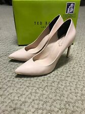 Women's Ted Baker Nude Heel Size 9.5