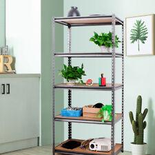 Grey Garage Storage shelf Shelving Racks Hot Sold Racking Rust resistant 2018