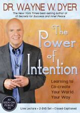 The Power of Intention: Learning to Co-create Your World Your Way (DVD, 2-Disc S