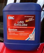 ERC Gas Lube Premium 5l Ventilschutz Autogas LPG Gas Valve Saver (EUR 7,80/L)