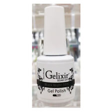 GELIXIR SOAK OFF GEL POLISH LED/UV - Pick Any