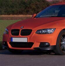 BMW E92 / E93 pre facelift - Front lip splitter Mpakiet MSport  flaps