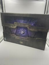 Starcraft II 2 Heart of the Swarm Collectors Edition PC  Box Not Sealed