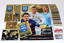 Panini FIFA 365 Saison *2016* COMPLETE SET KOMPLETTSATZ + ALBUM (EDITION CZ/SVK)