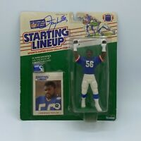 1988 Lawrence Taylor Signed Starting Lineup (JSA Autograph) NY Giants