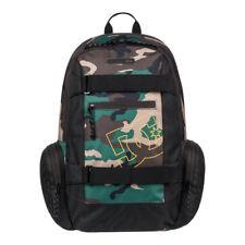 Dc shoes the breed 26l backpack camo fw 2019 zaino new skate scuola tempo libero