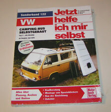 Handbuch VW T3 Campingbus selbstgebaut  - Typ 2 alle Modelle ab Juli 1979!