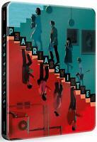 Parasite (2019) s.e. Blu Ray + DVD metal box PRENOTAZIONE