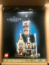 LEGO HAUNTED HOUSE EXCLUSIVE, SET 10273, WITH 3231 PCS, AGES 18+, SEALED, NEW