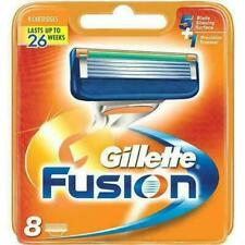 Gillette Fusion Razor Blades 8 Refills May Vary