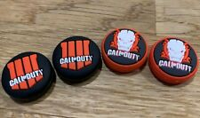 Call of Duty Thumb Grips 2 PAIR SPECIAL OFFER - for Xbox, PS4 and Nintendo