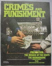 Crimes and Punishment magazine Issue 6 - Protection, The Krays