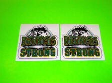 HUMBOLDT BRONCOS HUMBOLDT STRONG HOCKEY TEAM STICKERS CANADA