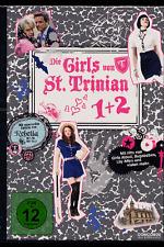 2 DVDs * DIE GIRLS VON ST. TRINIAN - TEIL 1 + 2 # NEU OVP $