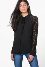 Camisa de mujer de color principal negro talla 42