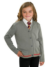 Hermione Granger Kids Sweater And Tie Costume,Large,Age 8-10yrs,Height 142-152cm
