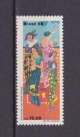 S19243) Brasilien Brazil 1988 MNH Neu Figurative Art 1v