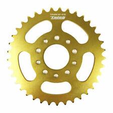 KTM REAR SPROCKET 50 SX 42T GOLD 2009-2013 WAS £21.99