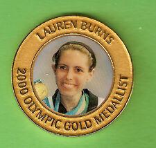 Sydney 2000 Olympic Medal - Women'S Tae Kwon Do, Lauren Burns