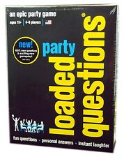 All Things Equal Inc. Loaded Question Party Game,  New & Sealed