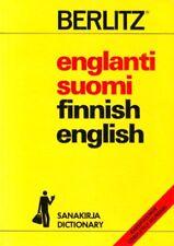 Englanti-Suomi, Suomi-Englanti Sanakirja/English-F