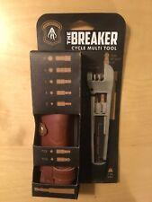 FULL WINDSOR The Breaker Multi Tool - w/Brown Leather case - NEW