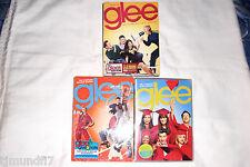 Glee Seasons 1-3, 1 2 3, One Two Three, Dvd, FOX, New & Sealed!