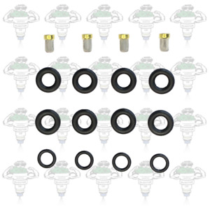 Honda Keihin Early Type 4 Fuel Injector Seals & Filters For 4 Cylinders -Kit 102