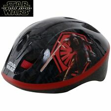 Disney Star Wars The Force Awakens Safety Helmet - Black,  52 - 56 cm, Kids