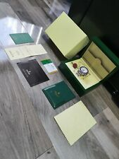 Rolex Watch Box With Accessories NEW CONDITION Limited CLEARANCE Xx(No watch)xx