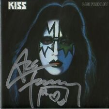 """ACE Frehley """"KISS"""" AUTOGRAFO SIGNED CD booklet """"ACE Frehley/KISS"""""""