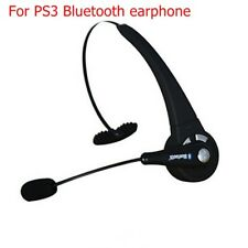 For PS3 Wireless Mono Bluetooth Stereo Noise Canceling Car Truck Driver Headset