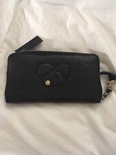 Marc Jacobs Black Leather Clutch Wallet