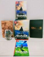 Breath of the Wild The Legend of Zelda Collector's Edition Nintendo Switch Japan