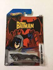 2012 Hot Wheels The Batman Batmobile # 1 of 8 Walmart Exclusive