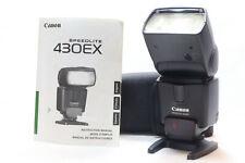 Canon 430EX Speedlite Flash Unit TTL -BB 330-