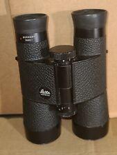 Leitz Wetzlar 8 X 40B Binoculars Germany Trinovid Used